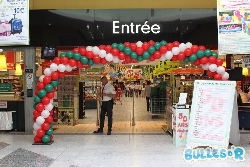 bulles_d_r_l_univers_du_ballon_d__coration_ballons_anniversaire_auchan__3_ 328 - Gateau Mariage Auchan