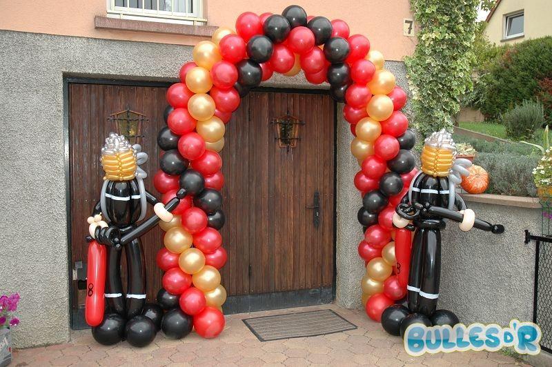 bullesdr d coration d 39 anniversaire en ballons truchtersheim 67370 alsace. Black Bedroom Furniture Sets. Home Design Ideas