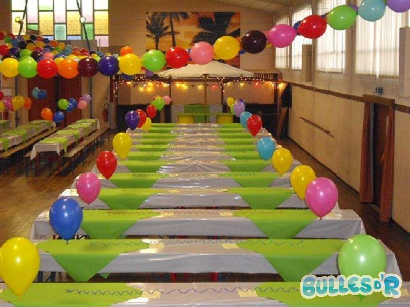 Bullesdr d coration pour professionnels en ballons for Decoration fenetre carnaval