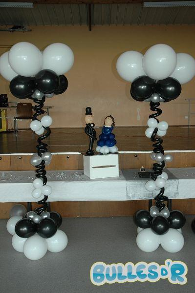 bullesdr d coration de mariage en ballons uberach 67350 alsace bullesdr. Black Bedroom Furniture Sets. Home Design Ideas