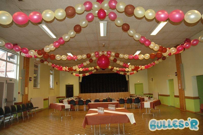 Bullesdr d coration de mariage en ballons schweighouse 67590 alsace - Decoration ballon mariage ...