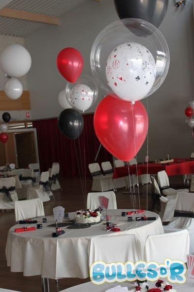 Decoration De Table De Mariage Rouge Et Blanc