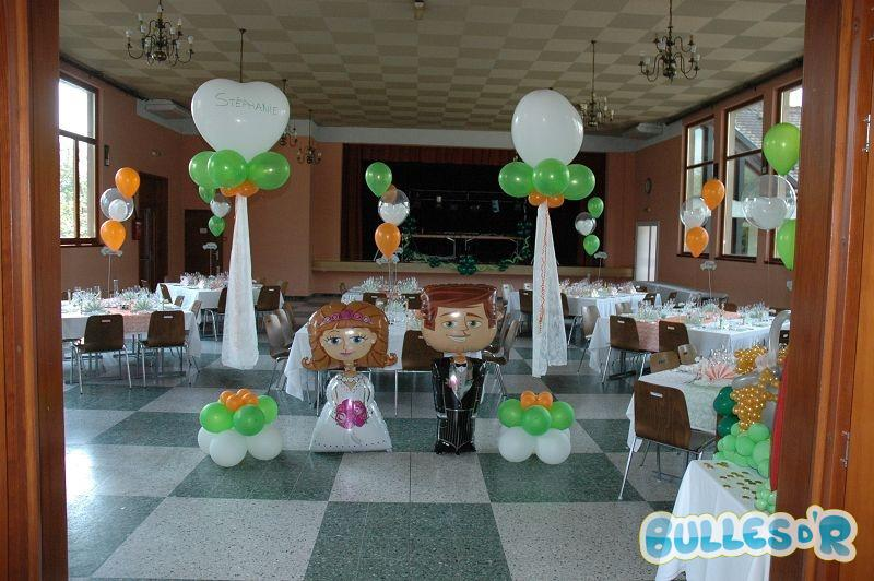 Decoration Ballon Mariage d Corations en Ballons