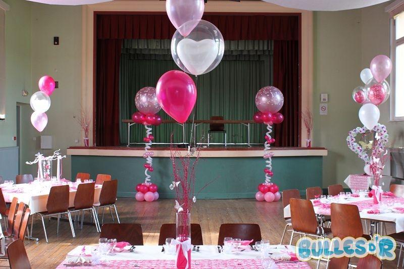 Bullesdr d coration de mariage en ballons illkirch 67400 alsace bullesdr - Decoration ballon mariage ...