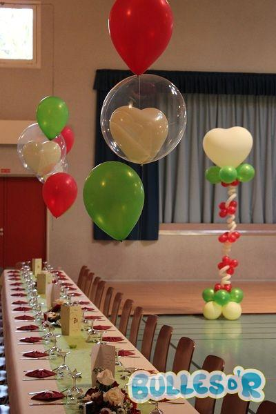 Pinterest Decoration Ballon Blanc Helium