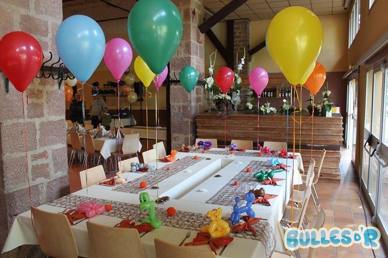 Bullesdr Décoration de mariage en ballons à Eckartswiller (67700 ...