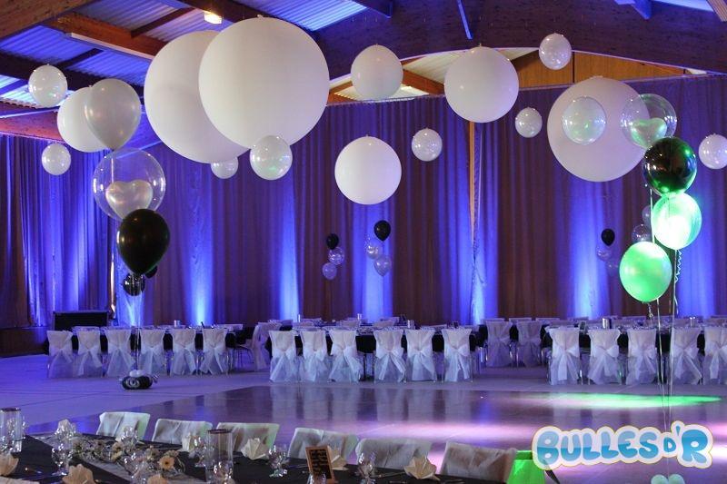 Bullesdr d coration de mariage en ballons uberach 67350 alsace bullesdr - Decoration ballon mariage ...