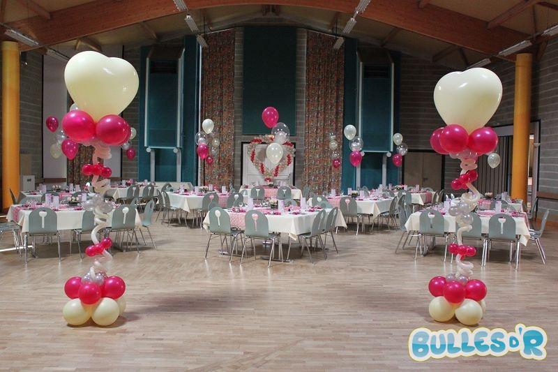Mariage blog ballon mariage decoration - Decoration ballon mariage ...