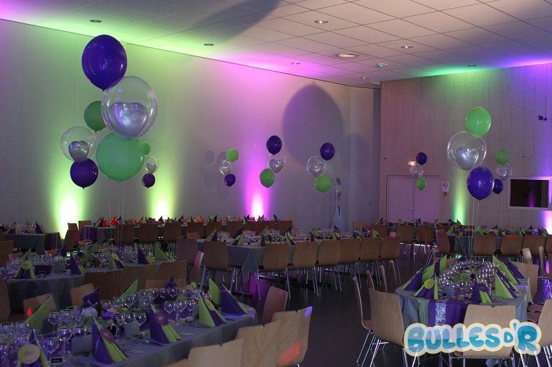 Mariage - Decoration mariage ballon ...