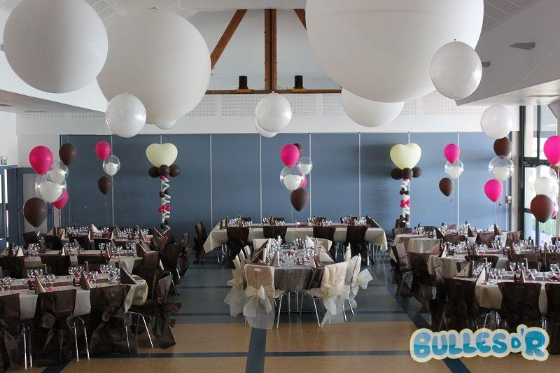 Bulle - Decoration mariage ballon ...
