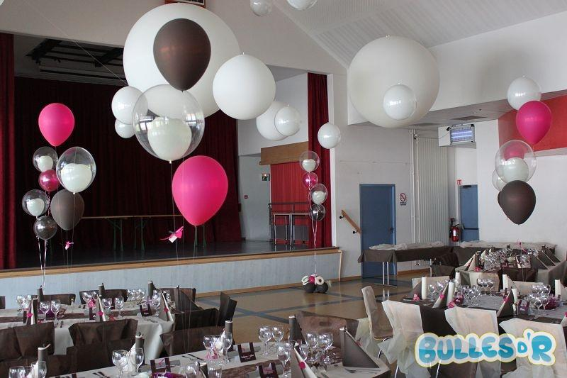 2013 table decoration just b cause - Decoration mariage ballon ...