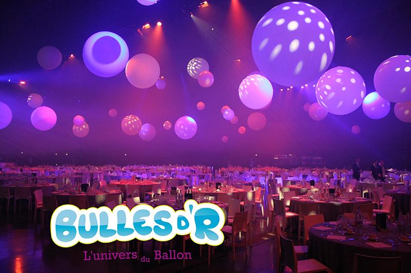 La Decoration De Mariage : Bullesdr décoration pour professionnels en ballons géants
