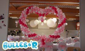 Décoration mariage Niederschaeffolsheim