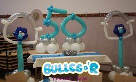 Décoration anniversaire Kilstett