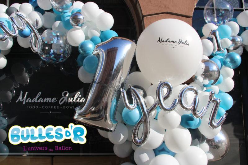 décoration Ballons personnalisés